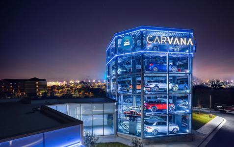 """شركة سيارات تستغني عن العملاء وتبيع سياراتها عن طريق موقعها الاكتروني و""""الماكينات الآلية"""""""