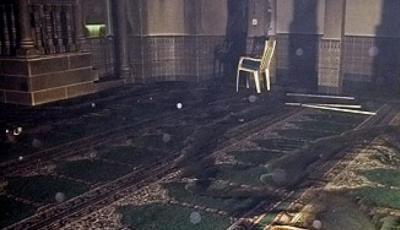 القبض على المشتبه به بحرق مسجد في محافظة نابلس