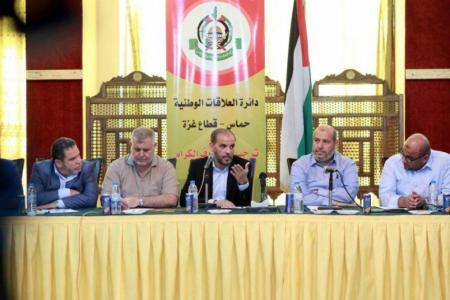 هذا ما دار في اجتماع حماس مع الفصائل الفلسطينية بغزة