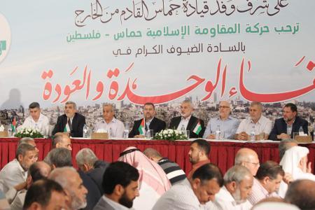 مسؤول في حماس يتوقع التوصل لاتفاق تهدئة مع إسرائيل قريبًا