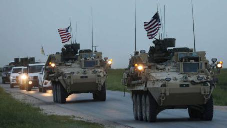 ترامب: قرار قريب بعودة القوات الأمريكية من سوريا
