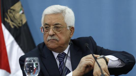 دولة الاحتلال تنتظر إعلان أبومازن بشأن غزة