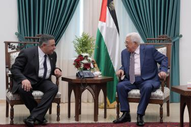الكشف عن تهديد أبومازن الذي أرجأ خيار التهدئة لدى مصر