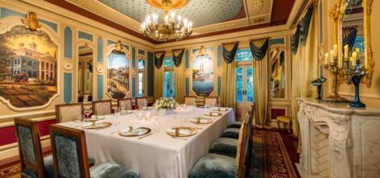 عشاء في مسكن والت ديزني بـ 15 ألف دولار