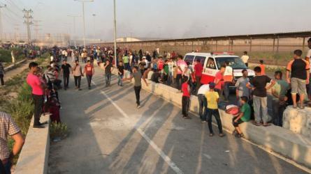 شهيدان وإصابات برصاص الاحتلال عند معبر بيت حانون