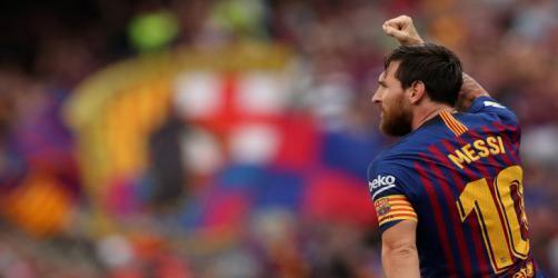 ليونيل ميسي يسيطر على الأرقام القياسية لموسوعة غينيس في الدوري الإسباني (صورة)