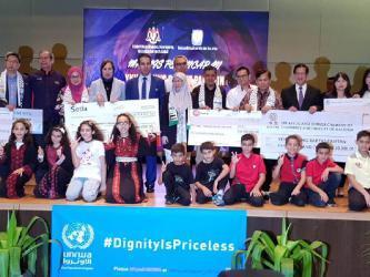 الأونروا: ماليزيا تطلق حملة وطنية لجمع التبرعات لدعم لاجئي فلسطين