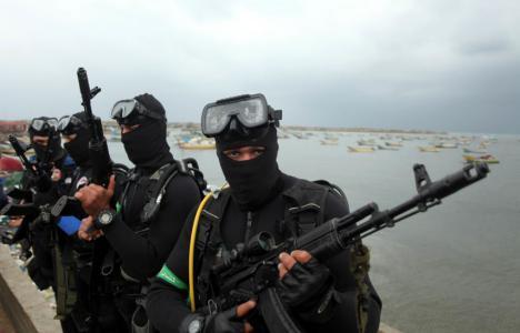 واللا العبري: كوماندوز حماس البحري يهدد إسرائيل