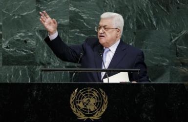 """الرئيس عباس في الأمم المتحدة: """"الأيام القادمة آخر جولات حوارنا مع حماس وبعدها لنا كلام آخر"""""""