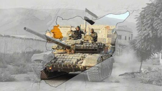 كوكتيلات الحرب العالمية الثالثة.. هل تبدأ في سوريا