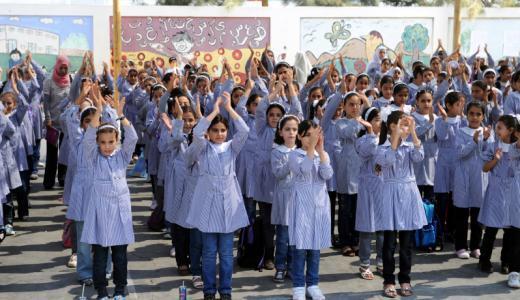 أبو الغيط : مستقبل غامض لـ 500 ألف طالب في مدارس الاونروا