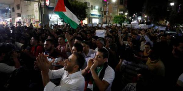 """القوى الفلسطينية تدعو لأوسع مشاركة في """"أسبوع الحسم"""""""