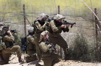 الاحتلال يرفع حالة التأهب على الحدود مع قطاع غزة