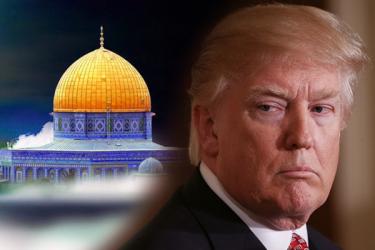 ترامب يقرر قطع المساعدات عن مستشفيات القدس