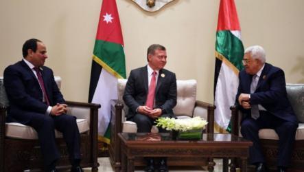 السيسي طلب من العاهل الأردني التوسط للصلح مع أبومازن.. تفاصيل