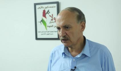 أبو يوسف: الإضراب المقرر الشهر القادم مهم لقضيتنا