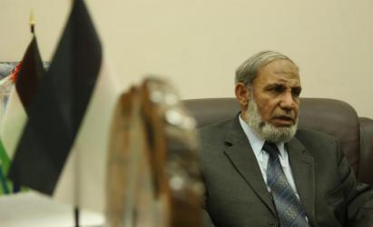 الزهار: محمود عباس يراهن على خروج الناس في وجه حماس أو حرب جديدة على قطاع غزة