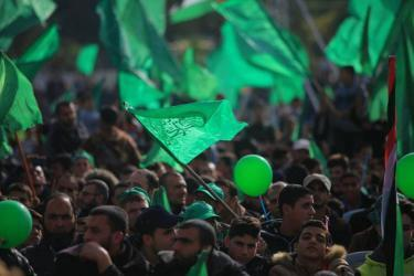 موقف حركة حماس من إقامة كونفدرالية مع الأردن وإسرائيل