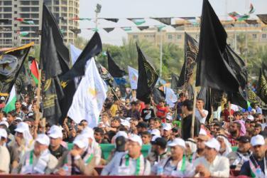 قيادي بالجهاد: رسالة سياسية هامة ستنطلق من غزة غداً