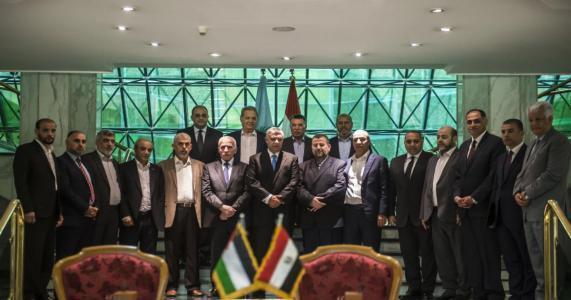 تطورات جديدة في مسار المفاوضات التي ستبدأ بالقاهرة بشأن المصالحة