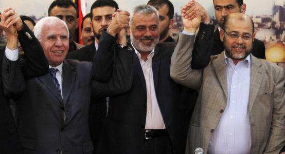 فتح: جهود مصرية تبذل الآن مع حماس بشأن المصالحة