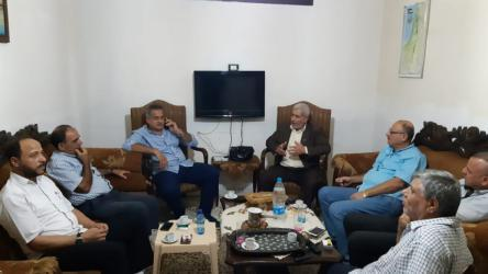 """اجتماع فلسطيني لبناني في """"صور"""" لوقف كل أشكال الصراع"""