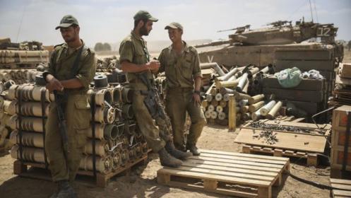 صحيفة عبرية: الجيش الإسرائيلي غير متحمس لشن هجوم على قطاع غزة