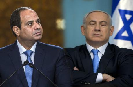إسرائيل لن تقبل بوجود (كيان إرهابي) بينها وبين مصر !