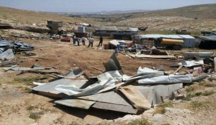 فرنسا تدعو إسرائيل إلى عدم هدم الخان الأحمر