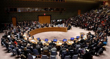مجلس الأمن يعقد اليوم جلسة مفتوحة بشأن فلسطين