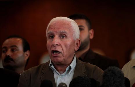 الأحمد: حماس ذهبت للقاهرة بالاتفاق معنا وأنا صاحب فكرة زيارة الوفد الأمني لغزة