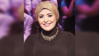 صابرين: تعاقدت على مسلسل كوميدي في رمضان