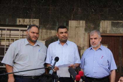 غزة.. الصحة تستنكر استهداف الاحتلال محيط المستشفى الإندونيسي