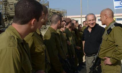 نتنياهو مهدداً غزة: سنرد بقوة إذا لم تتوقف الهجمات