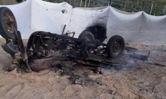 الاحتلال يقصف دراجة نارية شرق رفح