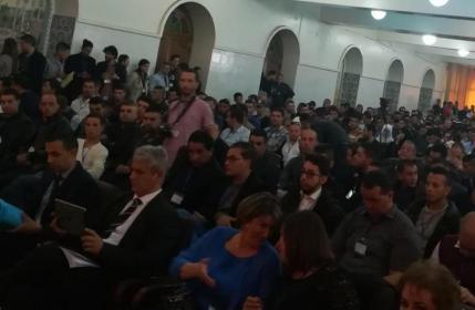 المؤتمر الشعبي لفلسطيني الخارج: حل التشريعي يدفع لتجزئة الوطن