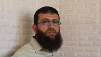 جلسة محاكمة للاسير خضر عدنان في يومه الـ58 من الإضراب