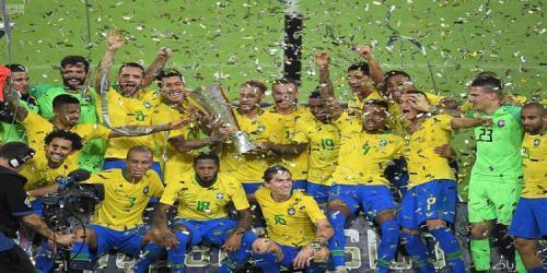 البرازيل تتوج ببطولة سوبر كلاسيكو (فيديو)
