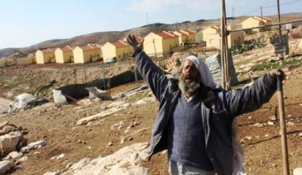 محكمة فلسطينية تقضي بمنع هدم الخان الاحمر