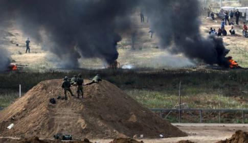 قناة عبرية: توقعات الجيش فشلت في تقدير الموقف على حدود قطاع غزة