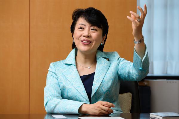 وزير المراحيض - اليابان