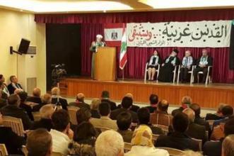 لبنان.. المؤتمر الشعبي يشيد بقرارات المركزي