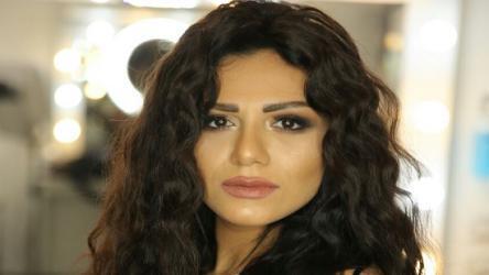 مصرع المطربة والممثلة غنوة شقيقة أنغام فى حادث سير