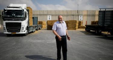 ليبرمان من كرم أبو سالم: أعتقد أن يوم الجمعة سيكون هادئاً والوقود القطري سيدخل غزة