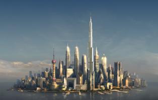 هذا هو الجيل القادم من الأبراج وناطحات السحاب في دبي !