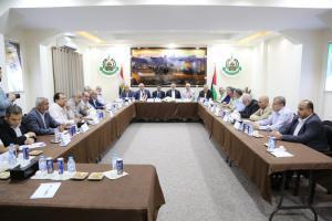 انتهاء اجتماع الوفد المصري مع الفصائل بغزة