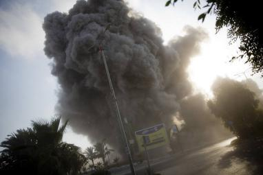 الاحتلال: قصفنا 20 هدفاً في قطاع غزة