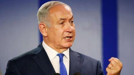 نتنياهو من سديروت : لا نحاور حركة حماس سياسيا لكنها تفهم رسائلنا
