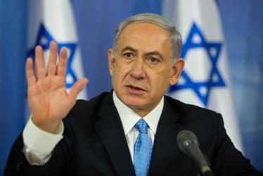 نتنياهو : يبدو أن حماس لم تستوعب الرسالة و يهدد غزة بضربة عسكرية قوية