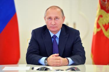بوتين: روسيا ستغادر سوريا في حال انتهت الحرب